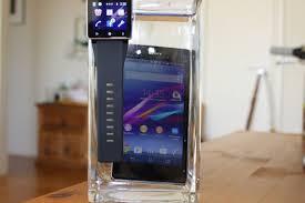 Sony Xperia Z1s, SmartWatch 2 ...