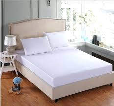 full bed and mattress cotton white bed full queen king fitted sheet bed mattress for