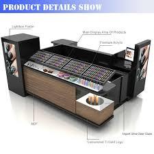 Mac Makeup Display Stands Cool Wholesale Cosmetics Display Cosmetic Display Counter Buy Makeup