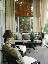 covered porch furniture. 14 gorgeous diy outdoor spaces screened in porchback covered porch furniture