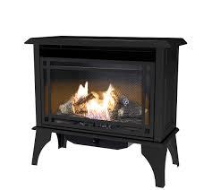 pleasant hearth vfs2 ph30dt 30 000 btu 32 in intermediate vent free gas stove com