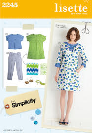 Tunic Patterns Stunning Simplicity 48 Patterns Lisette