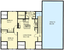 Plan 35489GH: RV Garage With Apartment Above