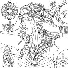 Small Picture Dreamcatcher coloring page DreamCatcher Coloring Pages for