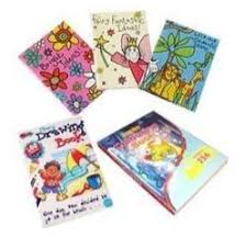 we make many designs and patterns in activity books the coloring books are availed in newsprint paper maplitho and black paper as well