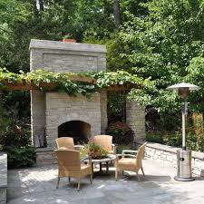 Small Picture Best 25 Outdoor stone fireplaces ideas on Pinterest Outdoor