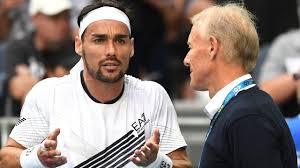 Australian Open 2020: Fabio Fognini vs Tennys Sandgren ...