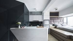 3 Bedroom Serviced Apartment Hong Kong Concept Decoration Awesome Design