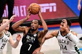 Brooklyn Nets vs. Milwaukee Bucks (6/13/2021): Time, TV channel, live  stream | NBA Playoffs Game 4 - syracuse.com