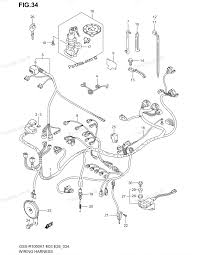 1999 suzuki intruder 1400 wiring diagram