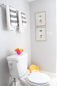 behr bathroom paintGray Paint Colors  Contemporary  bathroom  Behr Dolphin Fin