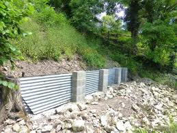 corrugated metal retaining wall corrugated metal retaining wall marvelous valley experiences my first iii image for