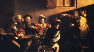 15 Things You Should Know About Caravaggio's 'The Calling of St. Matthew' |  Mental Floss