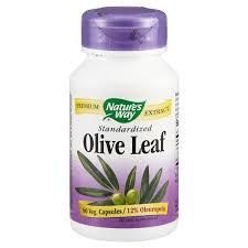 Nature's Way <b>Olive Leaf</b>, <b>60</b> ct Mineral & Herbal | Meijer Grocery ...