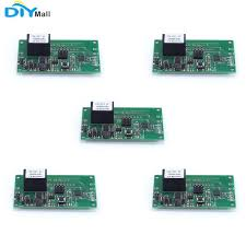 5pcs <b>Sonoff SV</b> Safe Voltage <b>WiFi</b> Wireless Switch Smart Home ...