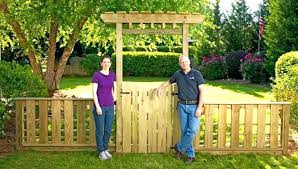 fence gate recipe. Do It Yourself Fence Gate Recipe  . C
