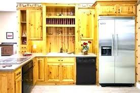Kitchen Ideas With Knotty Pine