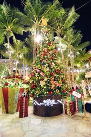 Christmas In Paradise  Honolulu City Lights 2014  Keane TravelsChristmas Tree Hawaii