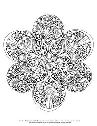 Small Picture 452 best Mandalas images on Pinterest Coloring books Drawings