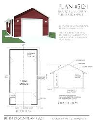 large garage plans sip 1 car plan no by design small bungalow with attached house