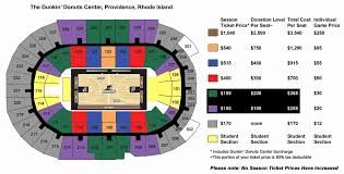Wintrust Arena Seating Chart Concert 51 Lovely Images Of Dunkin Donuts Center Seating Chart