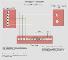 carrier thermostat wiring diagram in honeywell beautiful for furnace thermostat wiring color code at Carrier Thermostat Wiring Diagram