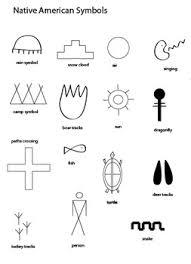 Symbol For Teacher Free Native American Symbol Drawings By Art Teacher Carol Tpt