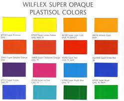 Wilflex Color Chart Bedowntowndaytona Com