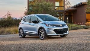 chevrolet new car releaseFour new or updated electric cars coming for 2017