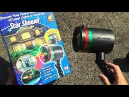 Star Shower Review | Star Shower Laser Light Review | Laser ...