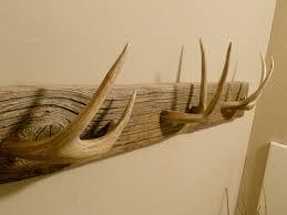 Diy Antler Coat Rack Decor Tips Traditional Horn Deer Wall Mount Coat Rack Design With 12