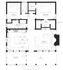 2 bed 2 bath simple floor plan almost perfect