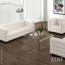 Zuo Modern Coffee Table Sojourn Coffee Table Clear 404119 Zuo Mod Metropolitandecor