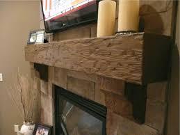 smlf wood fireplace mantel