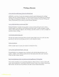 25 Sample College Students Resume Sample 7k Free Example Resumes