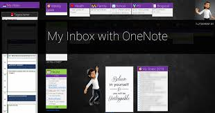 Onenote Daily Journal My Inbox My Daily Journal With Onenote Kurt Söser
