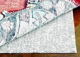 best rug pad vinyl area pads for hardwood floors waterproof wood