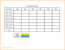 Schedule Template Free Psd Scheduling Spreadsheet Appointment