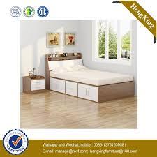 Child Bed Design Wood Hot Item Latest Design School Bedroom Mfc Mdf Wooden Children Bed Hx 8nr1027