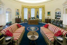 the white house oval office. Oval Office And Feng Shui - 1996 The White House H