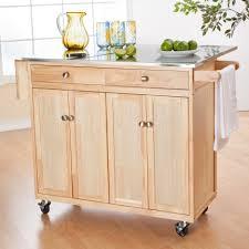Portable Kitchen Pantry Furniture Silver Metal Portable Kitchen Pantry Cabinets For Two White Racks