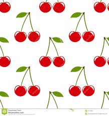 Cherry Pattern Custom Design Inspiration