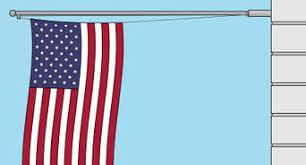 Image result for incorrect vertical american flag