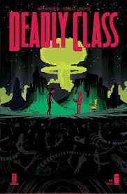 Deadly Class #36 - (W) Rick Remender (A) Jordan Boyd (A/CA) Wesley Craig  #ImageComics   Class comics, Image comics, Indie comic
