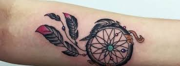Pics Of Dream Catchers Tattoos 100 Dreamcatcher Tattoo Designs nenuno creative 58