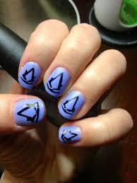 Cool Video Game Nail Art Part 1 | WewanaPlay