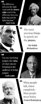 Public Speaking Quotes Impressive 48 Poignant Public Speaking Quotes Thrive Global Medium