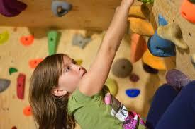 home rock climbing wall kids