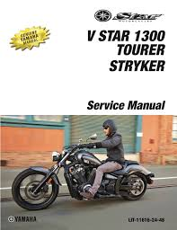 yamaha v star 1300 tourer stryker 2011 2017 workshop repair Virago Wiring Diagram at Wiring Diagram Of 2011 Yamaha Royal Star Venture