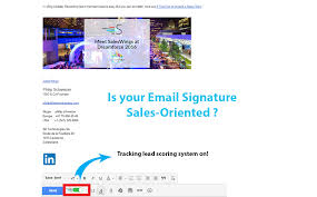 great email signatures elements of a great sales oriented email signature saleswings